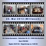 Stadtmeisterschaften Schach im Herder