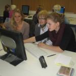 Computer-Kurs für Senioren