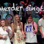Herder sang – und wie!
