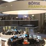 Besuch bei Bank und Börse