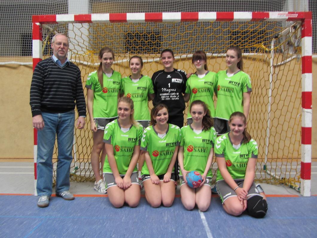 2014_03_Handballmanschaft