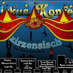 "Zirkus Konfetti – ""zirzensisch!"""