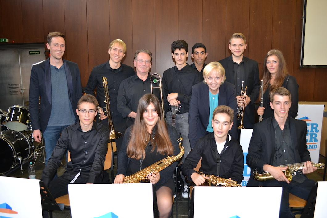 2014_09_Big Band mit Kraft