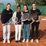 Tennis Stadtmeisterschaft WK II Mädchen