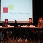 "Schulwettbewerb ""Jugend debattiert"" Klasse 9"