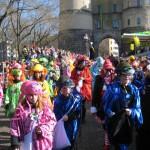 Das Herder auf den Karnevalszügen 2015