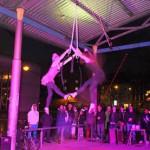 Zirkus Konfetti auf der 6. Mülheimer Nacht