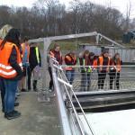 Lernen in der Wasserschule Köln