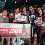 Fat Cat gewinnt den Bandcontest!