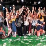 """""""Grimm!"""" trifft """"Grimm!"""" – Musical-AG besucht Kasseler Studio Lev"""