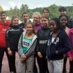 Tolle Leistungen bei Leichtathletik-Stadtmeisterschaften