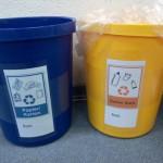 Klasse-Projekt: Mülltrennung am Herder