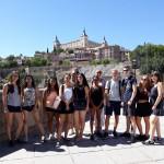 Die Madridfahrt des Spanischkurses Q1
