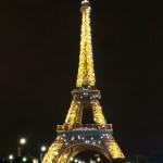 Oh, Champs-Élysées… – Parisfahrt in der Q1
