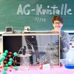Kristallzüchtung am Herder – AG Kristalle stellt sich vor