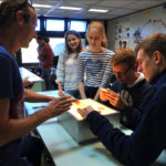 "MINT-EC Schüler-Camp ""Zukunft Werkstoffe"" in Goslar"