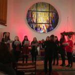 Die Herder Voices auf der Christmas Gospel Nacht