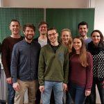 Neue Studienreferendare am Herder-Gymnasium