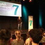 Erkenne dich selbst! – Philosophiekurse der Oberstufe zu Gast bei der phil.cologne