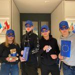 Die EU aus nächster Nähe – drei Tage mit dem SoWi-LK in Brüssel